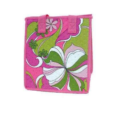 파워플라워 핑크 보냉가방
