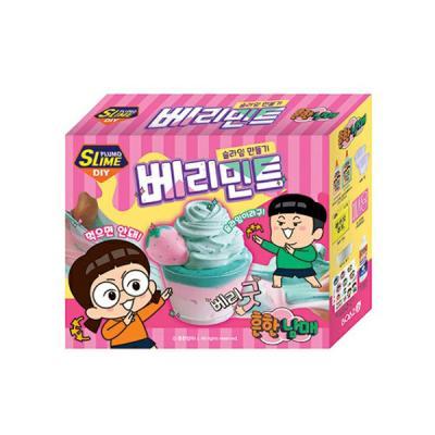 흔한남매 베리민트 슬라임키트C244862