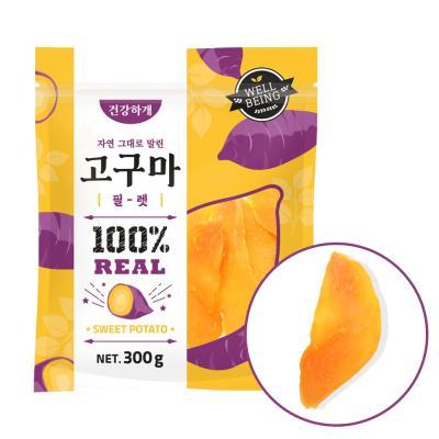 Dr.Sheem 건강하개 고구마필렛 300g 단품
