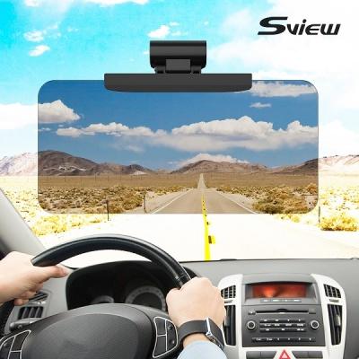 에스뷰 차량용 자외선차단 썬바이져운전자햇빛가리개