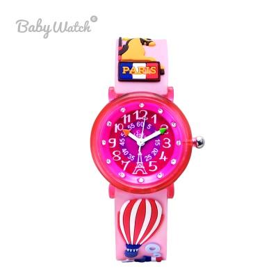 [Babywatch] 손목시계 - ZAP Paris Pink(파리 핑크)