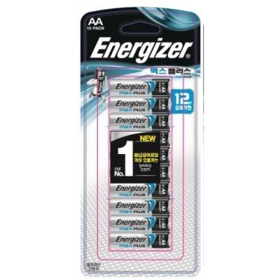 [에너자이저] 에너자이저 맥스플러스 AA10P [판/1] 375547