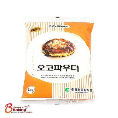 오코노미야끼 파우더 1kg