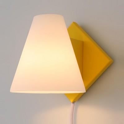 [바이빔] 모리 벽걸이 스탠드[LED]-옐로우