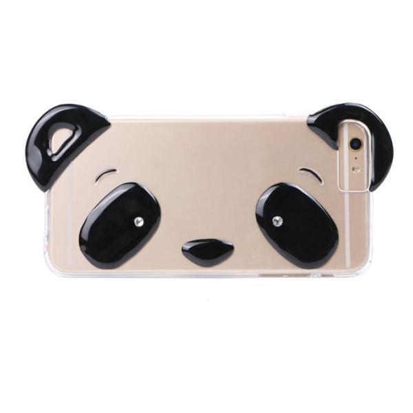 귀여미 판다 젤리 케이스(아이폰6플러스/6S플러스)