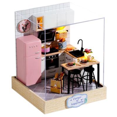 DIY 미니어처하우스 미니멀 주방