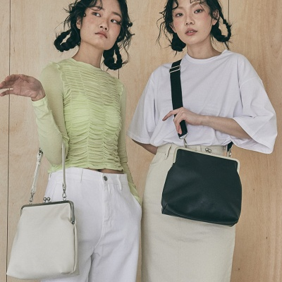 Amelie frame big bag_black