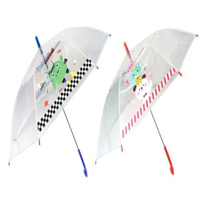 7000 투명아동장우산(CR)-블루