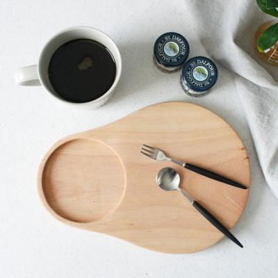 [2HOT] 큐니트 피넛 접시
