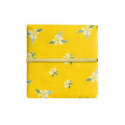 노랑 꽃 페이퍼 (2장)
