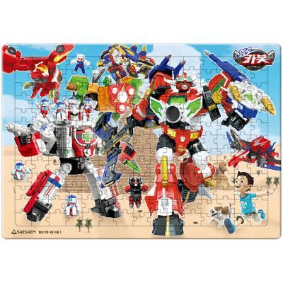 195조각 판퍼즐 - 헬로 카봇 3