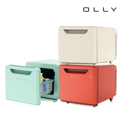 올리 저소음 24L 소형 미니 냉장고 OLR02