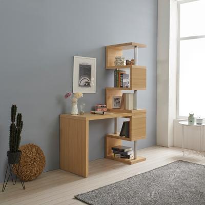 고딕 소형 지그재그 2단책장+3단책장+1200책상