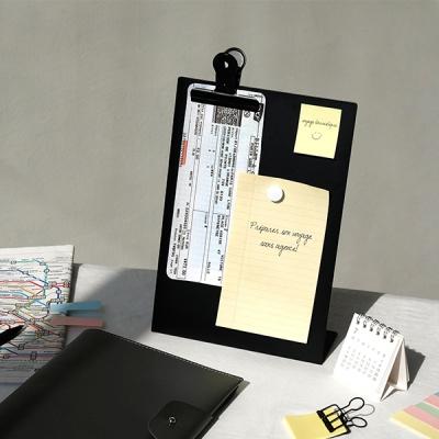 스탠딩 메탈 보드 M/S size  - 금속 메모보드