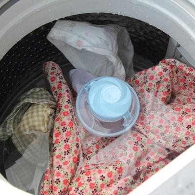 통돌이 세탁기 먼지제거 거름망