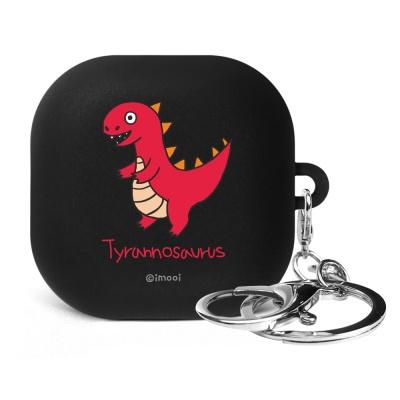 갤럭시 버즈 라이브 실리콘 케이스 소프트 키링 공룡