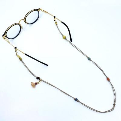 매듭볼 안경걸이(마스크걸이,목걸이, 마스크장식)