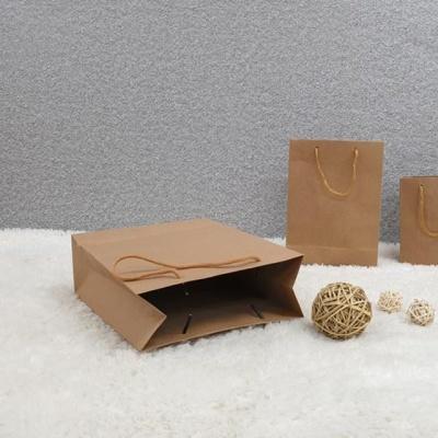크라프트 쇼핑백 3호 튼튼한쇼핑백 포장봉투