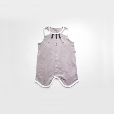 [메르베] 다람쥐 아기수면조끼_사계절용
