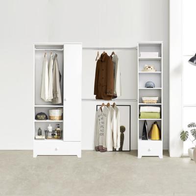 옵티마 파비앙 드레스룸 세트 A 2200 시스템 옷장