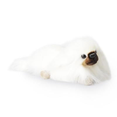 3419 페키니즈 강아지 동물인형/28cm.L