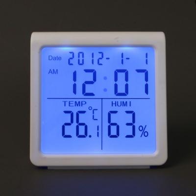 디지털시계 온습도계 RTS 8 온습도측정기 온도계