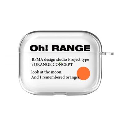 BFMA 에어팟 pro 케이스 - Oh RANGE