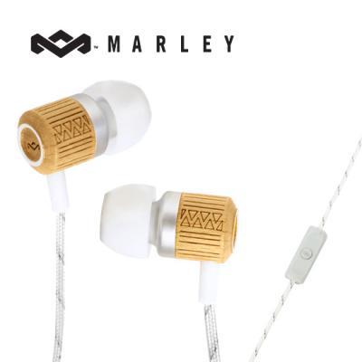 MARLEY Chant 밥말리 이어폰 인이어 [화이트]