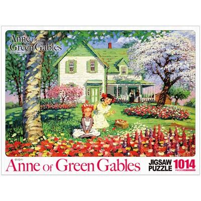 빨강머리앤 직소퍼즐 1014pcs 꽃나들이