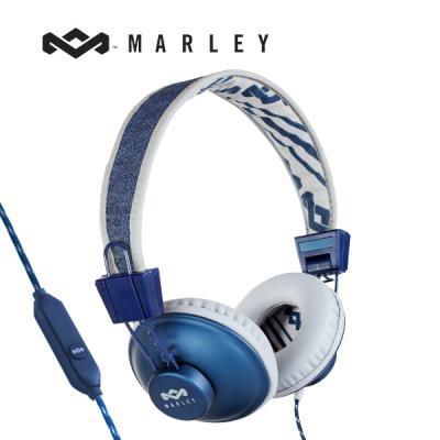 [MARLEY] Positive Vibration 밥말리 헤드폰 [리모컨][데님]