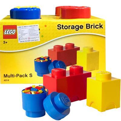 레고 블럭정리함 멀티팩A -3pcs