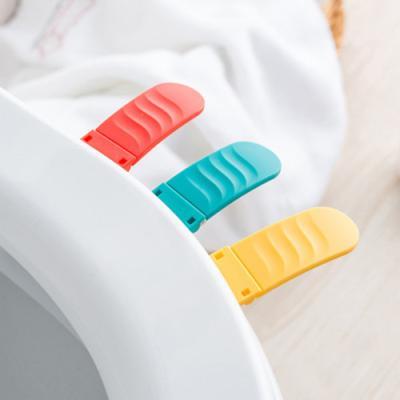 실속형 변기 커버 손잡이1개(색상랜덤)