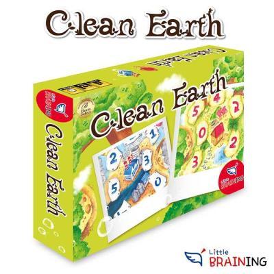 리틀브레이닝 클린 어스 (Clean Earth)