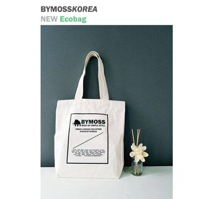 바이모스 [BYMOSS] 2017년 뉴 에코백