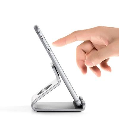 프리미엄 알루미늄 스마트폰 태블릿 거치대 SOME4D