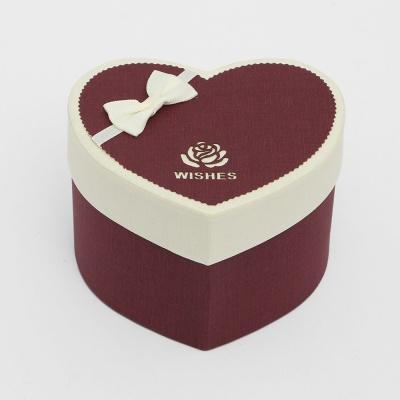 위시로즈 하트 선물상자 선물포장박스