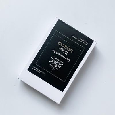 데미안 다크에디션 커피 6p세트(커피6p+엽서2p)