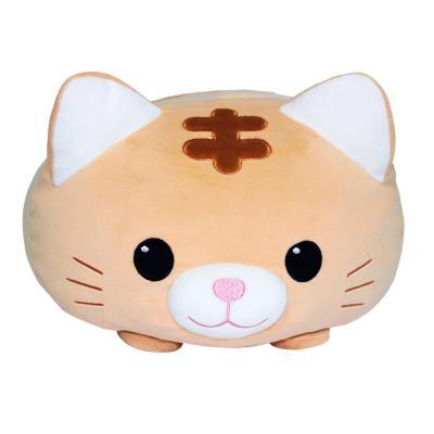 모찌모찌 만두 고양이 인형 치즈태비 50CM