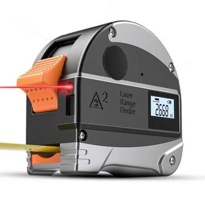 Murray 2IN1 거리측정기 줄자5M 레이저30M 측정가능