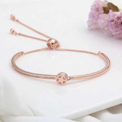 Mujer daily 소피아 bracelet 14KGP rose gold