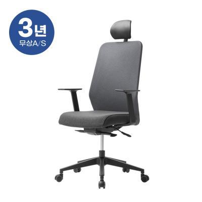 듀오백 Q1슈프림 Q1SP-HDF-C 메쉬 학생 게이밍 의자
