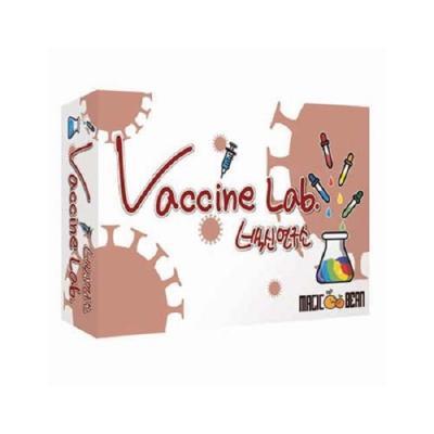 백신연구소 보드게임 / 2-4인 6세이상 15분 협동