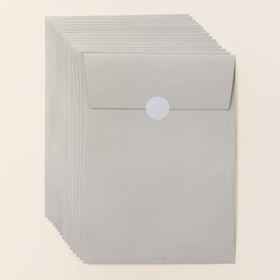 기프트 봉투 베이지브라운 L - 15매
