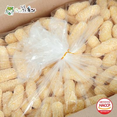 밀토리 홍삼유과 3.75kg (알벌크포장)