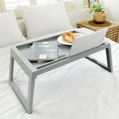 모던 폴딩 테이블 노트북테이블 베드트레이