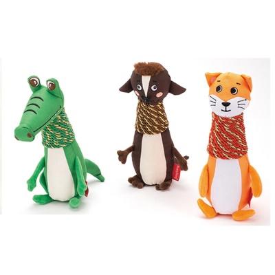 [봉봉펫닷컴] 새로운 친구들 강아지 봉제인형 장난감