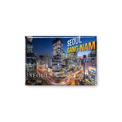 한국 여행마그넷 기념품 강남_인테리어자석