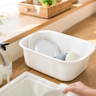 블랑 설거지통(사각)