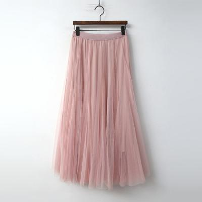 Princess Cha Full Long Skirt