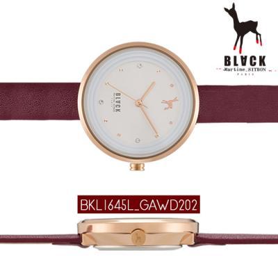[블랙마틴싯봉] 여성 가죽 손목시계 BKL1645L